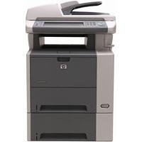 Hewlett Packard - HP LaserJet M3035xs MFP - Multifunction ( fax copier printer scanner ) - B W - laser - copying (up to): 33 ppm - printing (up to): 33 ppm - 1100 sheets - 33.6 Kbps - USB, 10 100 Base-TX