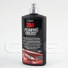 3M - Pulimento para plasticos transparentes faros de coches, etc