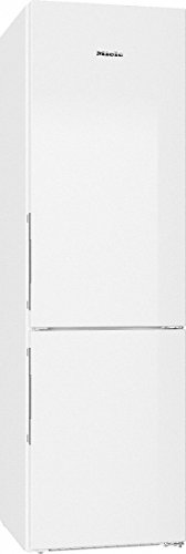 Miele KFN 29233 ws Kühl-Gefrier-Kombination / A+++ / 201 cm Höhe / 174 kWh / 101 L Gefrierteil / Geräumige Schublade mit verstellbarer Feuchtigkeit - Dailyfresh