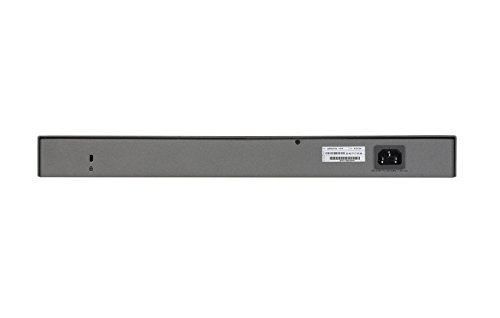 Top NETGEAR ProSAFE S3300-28X 28 Port Gigabit Stackable Smart Managed Switch with 2 x 10GBASE-T and 2 x10G SFP+ Ports (GS728TX-100NES) Review
