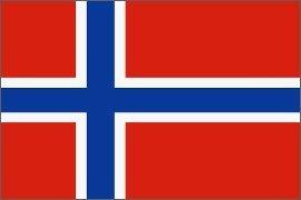 Flagge Norwegen 90 x 150 cm Fahne