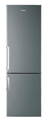 Candy CCBS 6184XH/1 Libera installazione 305L A++ Acciaio inossidabile frigorifero con congelatore