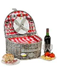 Cesta picnic 2 personas Saumur