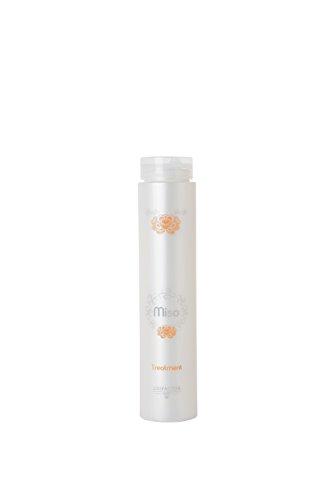 Miso Lissfactor - Miso Treatment 250 ml - Un soin intense et délassant chevelure aérienne - Nouvelle gamme d'entretien du lissage Japonais bresilien et coreen