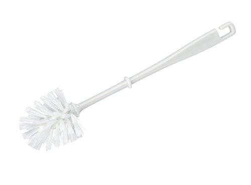 WENKO WC-Bürste mit Kunststoffstiel, Weiß