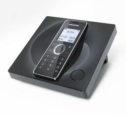 Sagemcom Grundig D780 negro Designtelefon