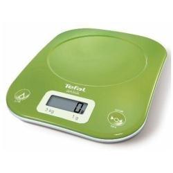 Tefal BC3008 - OASIS pesalimenti verde - Bilancia da cucina elettronica