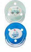 Natürliche Baby-artikel (Baby Nova Kirschform Schnuller Gr. UNI 0-18+ Monate Latex)
