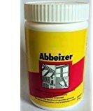 Farben-Budimex Abbeizer v. Fachhandel, Hochwirksamer Spezialabbeizer entfernt mühelos und schnell Lacke, Kleber, Dispersionen 0,75 kg