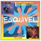 Exploring New Sounds in Stereo / Strings Aflame by Esquivel