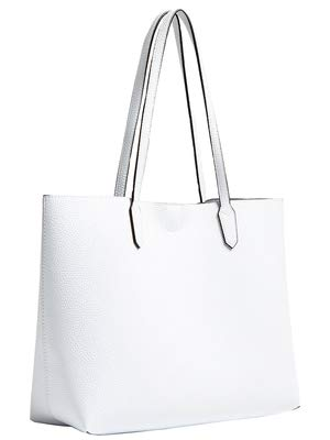 Guess UPTOWN CHIC BARCELONA TOTE WHI WHITE