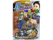 Capcom Queens: Street Fighter Chun-Li Dollgures by Moby Dick Toys