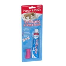 Hatchwell Puppy and Kitten Toothpaste Starter Kit by HATCHWELL
