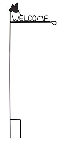 kolibri-welcome-garden-flagge-stander
