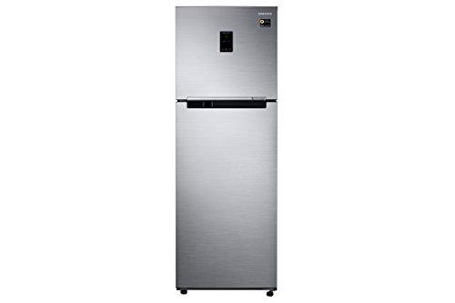 Samsung 345 L 3 Star Frost-Free Double-Door Refrigerator (RT37M5538SL/EZ, CLEAN...