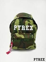 Zaino camouflage pyrex