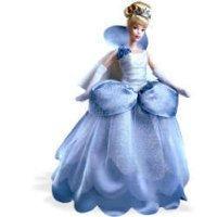 2002 Disney Collector Doll - Midnight Romance Cinderella by Mattel