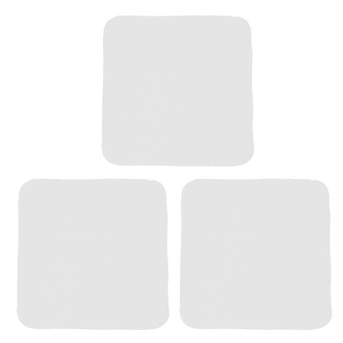 3x Kochwerkzeug Küche Zubehör Dampfgarer Bambusdämpfer Baumwolltücher weiß