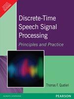 Discrete-Time Speech Signal Processing: Principles and Practice, 1e