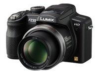 Panasonic Fz18 Kamera ([Digitalkamera/ Camcorder Zubehör] Li-Ion Akku + Ladegerät (Netzteil & Kfz-Adapter) für PANASONIC LUMIX DMC-FZ18 DMC FZ35K DMC FZ38 DMCFZ35K DMCFZ38)