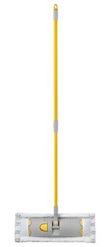 Apex, Spazzolone lavapavimenti, 40 cm, con manico telescopico