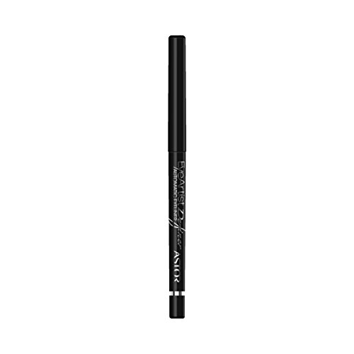 Astor EyeArtist Definer Automatic Eyeliner, 009 Black (schwarz), langanhaltend, 1er Pack (1 x 1 g)