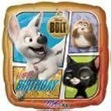 Disney's Bolt Happy Birthday 18 Square Mylar Balloon by Balloon