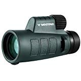 Wingspan Optics EagleEye 10X42 Compact Monocular with NEW PrismView Optics Provides Exceptionally Bright