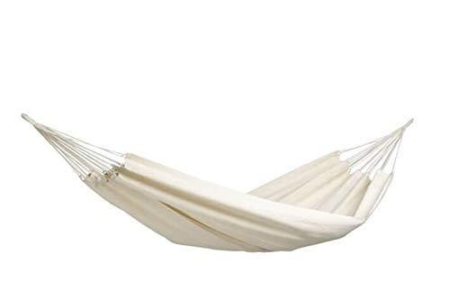 Hamaca color blanco roto 230 x 150 cm, resistencia: 200 kg as EL-1018140 Barbados