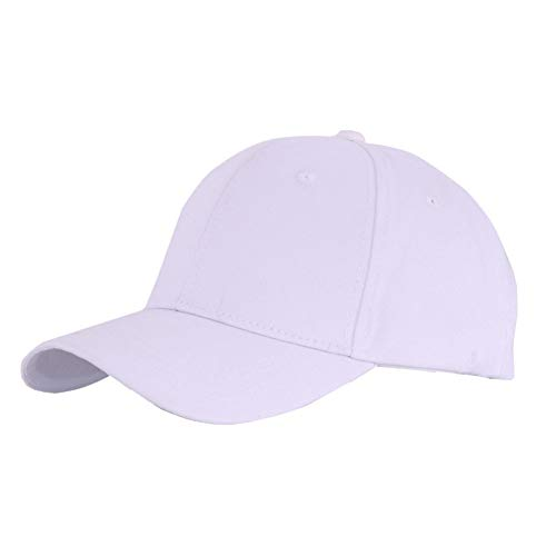 CJYTYM Baseball Caps Männer Frauen Plain Cotton Einstellbare Washed Twill Low Profile Baseball Cap Hut -