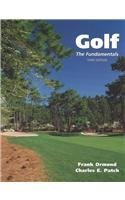 Golf: The Fundamentals by Frank Ormond (2003-01-01)