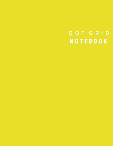 dot-grid-notebook-large-85-x-11-inches-100-dotted-pages-yellow-dotted-notebook-journal