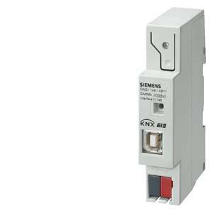 SIEMENS INSTABUS EIB - INTERFACE USB NEUTRO 148/11(1 MODULO )