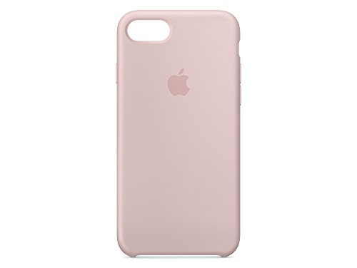 Apple MMX12ZM/A iPhone 7 Silicone Hülle pink sand (Pink Sand)