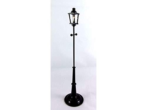 Puppenhaus Miniatur-Beleuchtung LED Batterie Licht Laterne Street Lamp