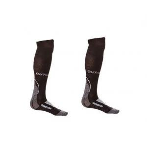 Calcetines de Compresión Outwet Negro - Talla: M(39-42)