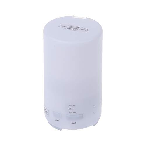 BESPORTBLE 50 ML Bunte Stumm USB Mini Ultraschall Aroma Luftbefeuchter Ätherisches Öl Aromatherapie Maschine für Auto Home Yoga Büro Spa Schlafzimmer Baby Zimmer (Zimmer Spa Aromatherapie-diffusor)
