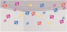 18.Geburtstag 1 GIRLANDE/RAUMDEKO 30 m Hängedekoration (Lollipop Dekorationen Geburtstag)