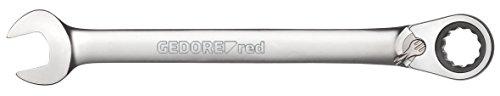 GEDORE red Ringratschenmaulschlüssel umschaltbar, metrisch Schlüsselweite 13 mm