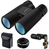 Best Binoculars For Stargazings - BUDDYGO 10x42 Binoculars for Adults, Compact HD Professional Review