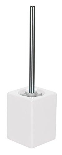 Kleine Wolke 5045114856 Flash WC-Bürstenhalter, Schnee weiß Kleine Keramik