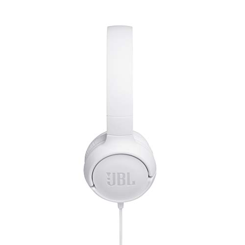 JBL Tune 500 On-ear White
