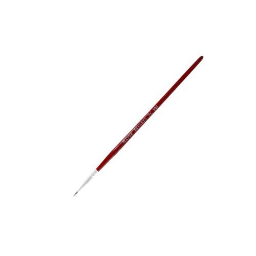 MODELCRAFT Pinceau en poils de martre Rouge N°000