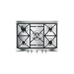 Smeg SR275XGH hobs - Placa (Integrado, Gas, Acero inoxidable, Giratorio, 50 cm,...