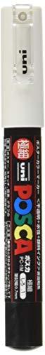 01) Marker mit extra feiner Rundspitze, weiß ()