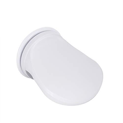 Acogedor Fußstütze,Kunststoff Single Locking Suction Foot Rest Montagefreie Komfort-Fußstütze für Ausgleichshilfe im Dusche