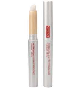 pupa-magic concealer-correcteur crème-tube 2,4ml