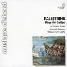 Palestrina - Missa & Motet Viri Galilaei