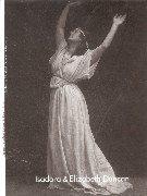 Isadora und Elizabeth Duncan in Deutschland.