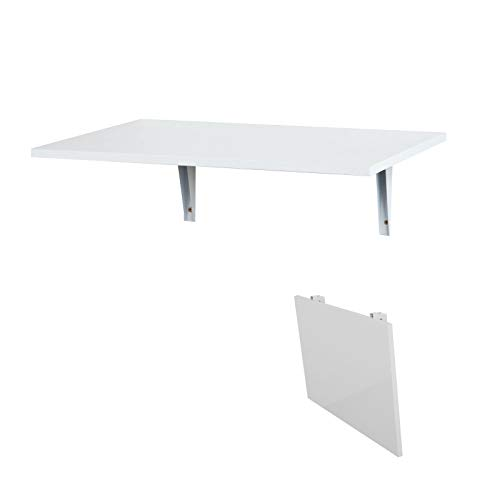 SoBuy® Mesa de pared plegable